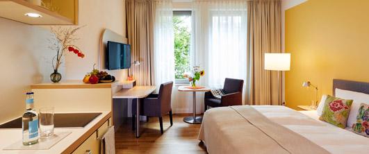 Flottwell Berlin Hotel - Zimmeransicht