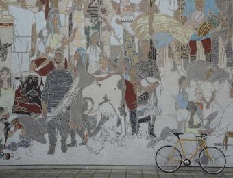 FLOTTWELL BERLIN Hotel - Mosaik am Cafe Moskau