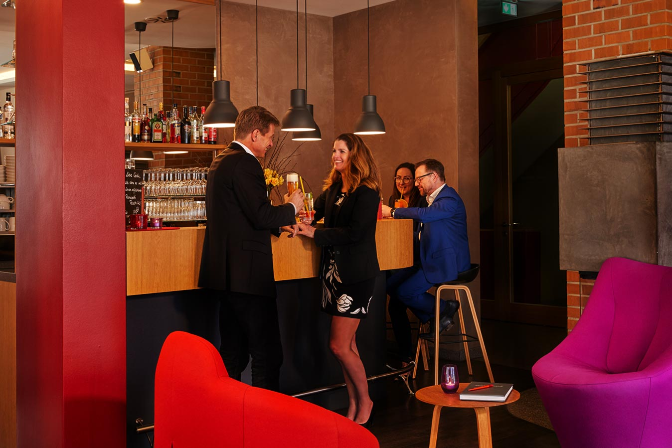 FLOTTWELL BERLIN Hotel - Bar