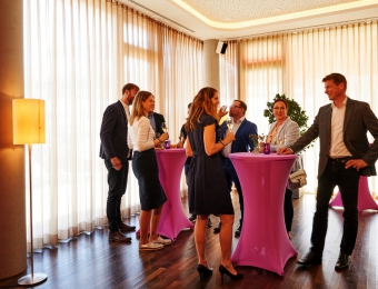 FLOTTWELL BERLIN Hotel - Lobby - Empfang