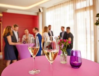 FLOTTWELL BERLIN Hotel & Residenz am Park - Lobby - Empfang