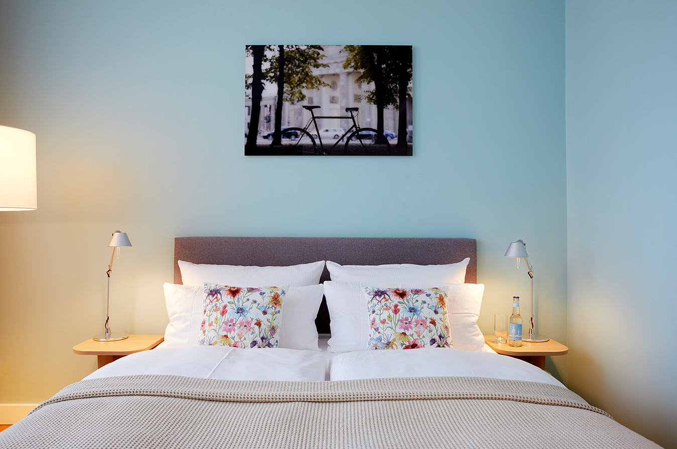 FLOTTWELL BERLIN Hotel - Blaues Zimmer - 4. Etage