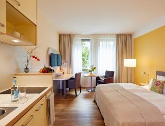 FLOTTWELL BERLIN Hotel - Ocker Zimmer - 1. Etage