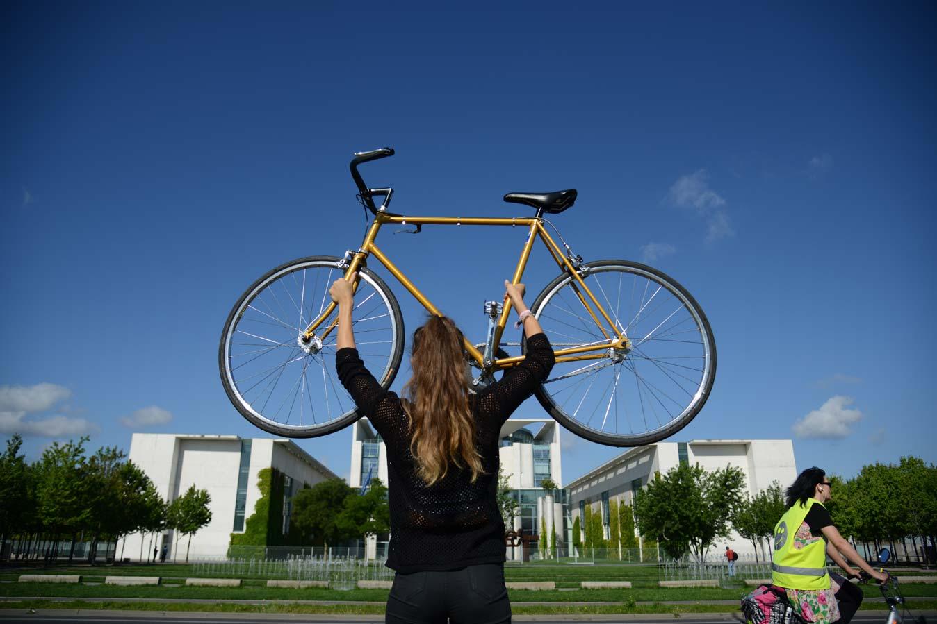 FLOTTWELL BERLIN Hotel - Berlin Bicycle City