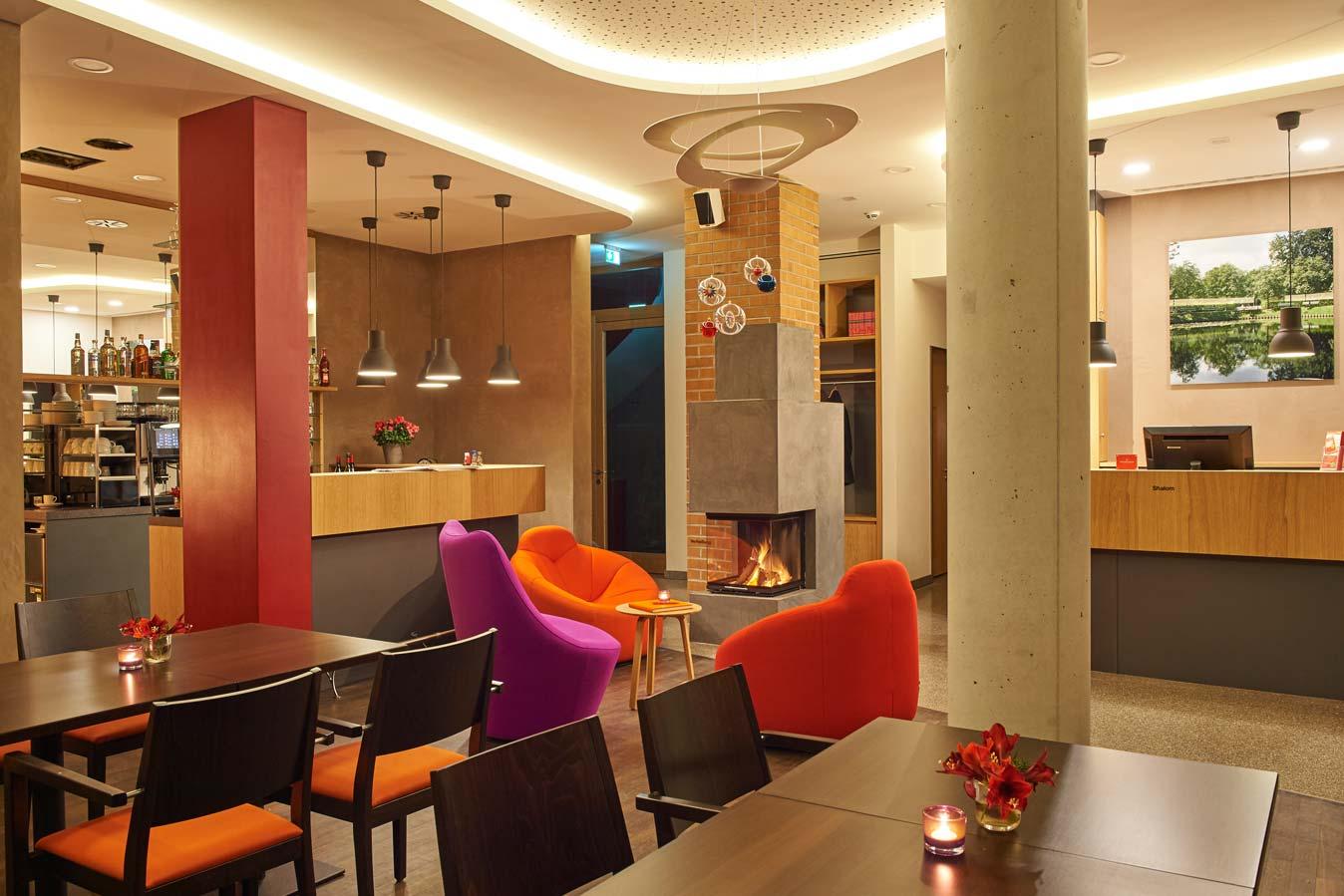 FLOTTWELL BERLIN Hotel - Hotel lobby