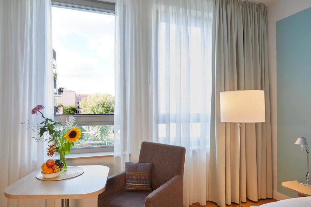 FLOTTWELL BERLIN Hotel - Zimmer 4. Etage