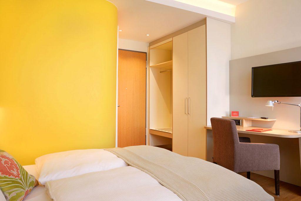 FLOTTWELL BERLIN Hotel - Zimmer 3. Etage