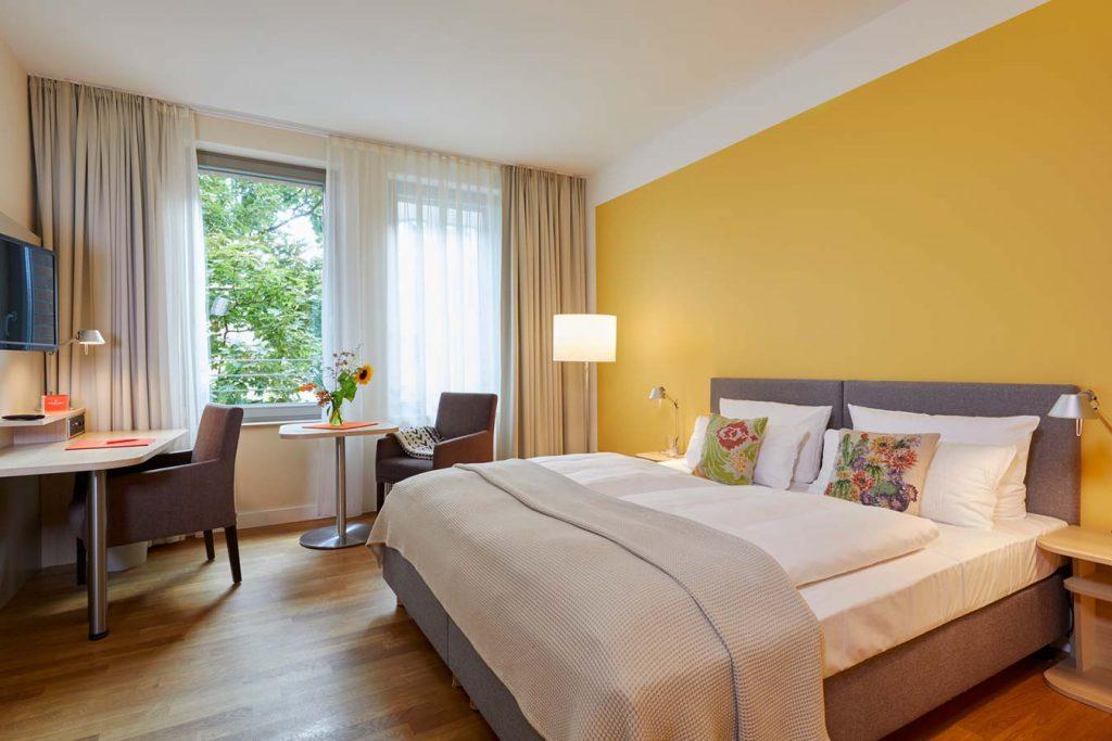FLOTTWELL BERLIN Hotel - Zimmer 1. Etage