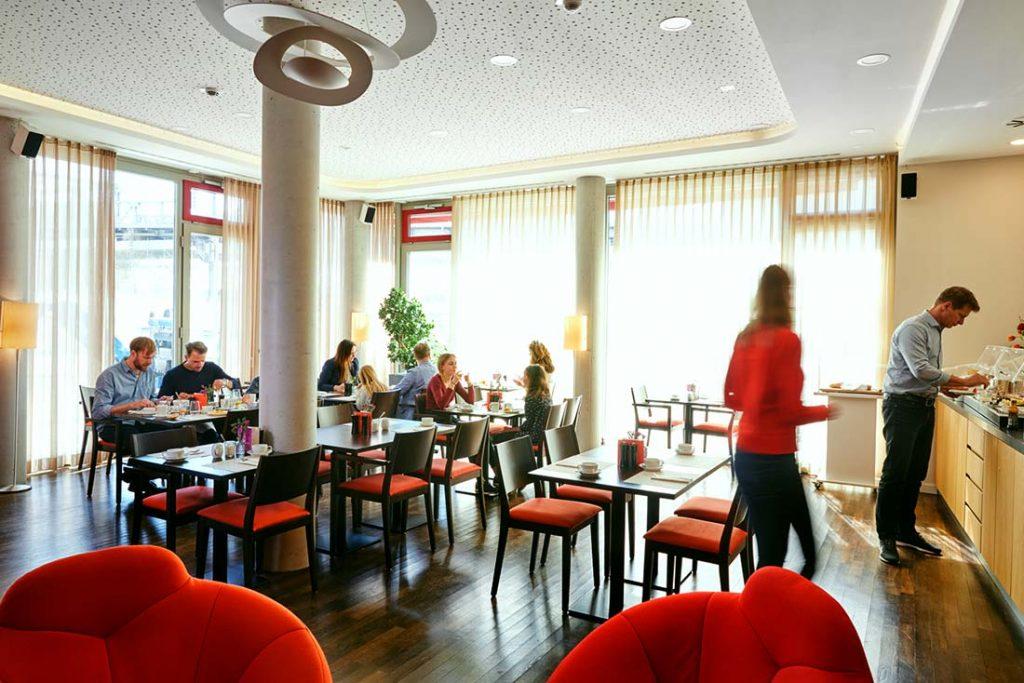 FLOTTWELL BERLIN Hotel -Lobby