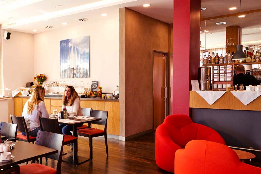 FLOTTWELL BERLIN Hotel - Lobby