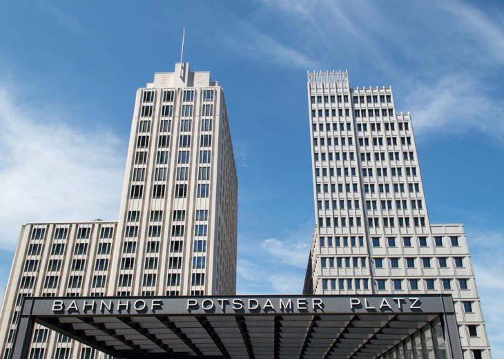 FLOTTWELL BERLIN Hotel - Umgebung - Potsdamer Platz