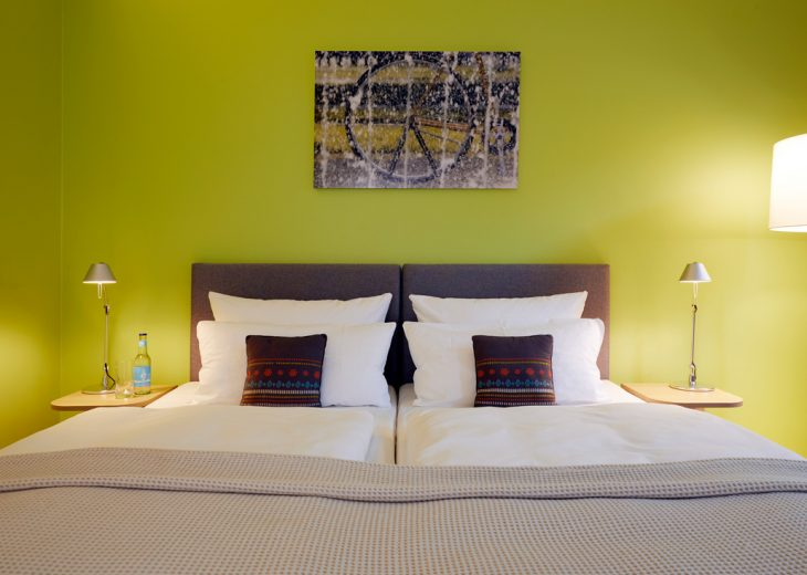 FLOTTWELL BERLIN Hotel - Zimmer