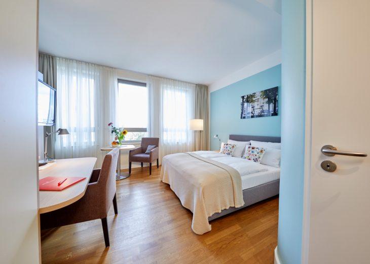 FLOTTWELL BERLIN Hotel - Blaues Zimmer