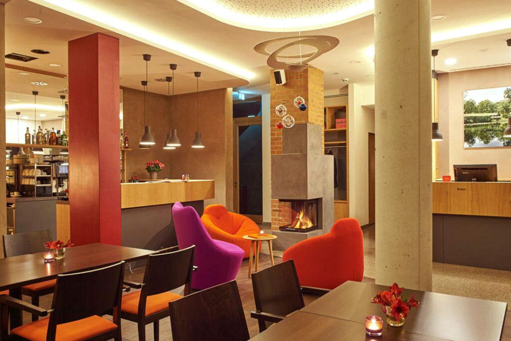 FLOTTWELL BERLIN Hotel - Lobby 2020