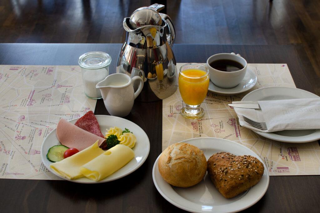FLOTTWELL BERLIN Hotel - Frühstück 2020