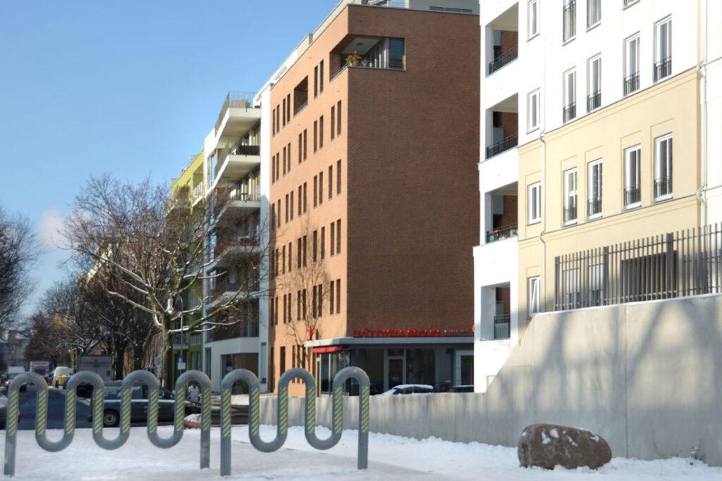 FLOTTWELL BERLIN Hotel - Winter Ansicht