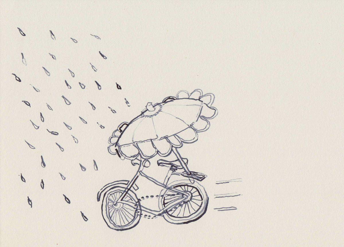 Sommerfest mit Fahrradtour