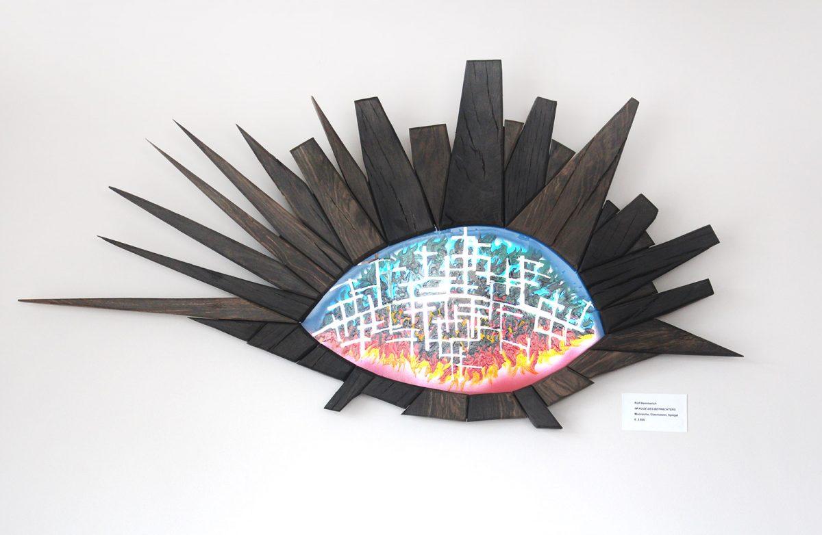"""Das """"Auge des Betrachters"""" oder Kunst im Kiez"""