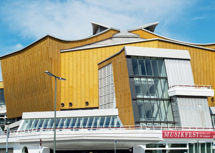 FLOTTWELL BERLIN Hotel - Philharmonic Concert Hall
