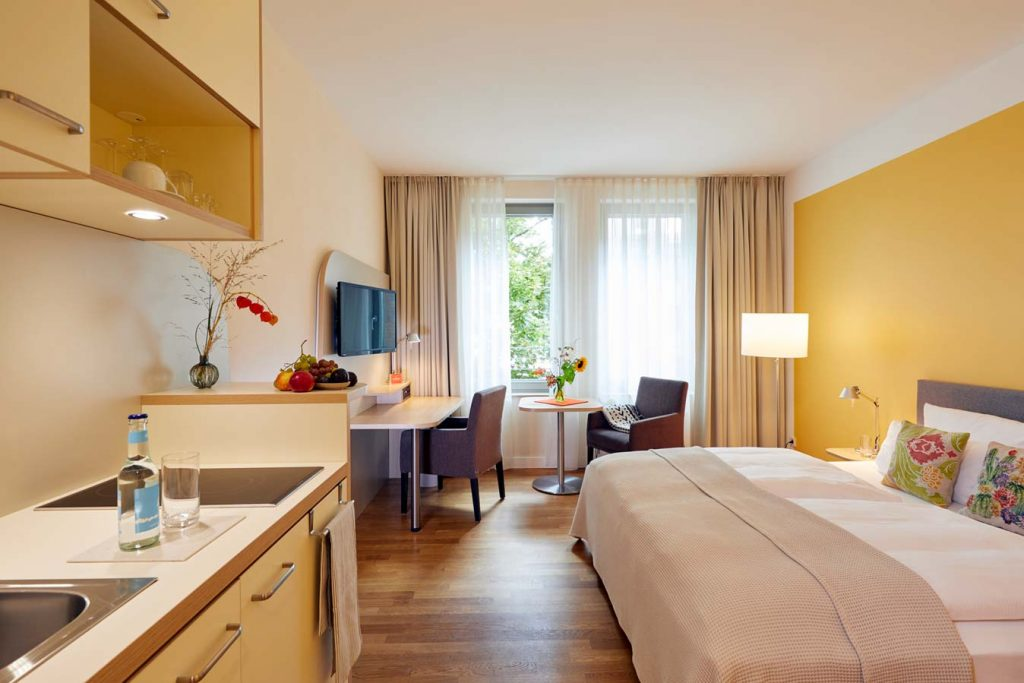 FLOTTWELL BERLIN Hotel - rooms first floor