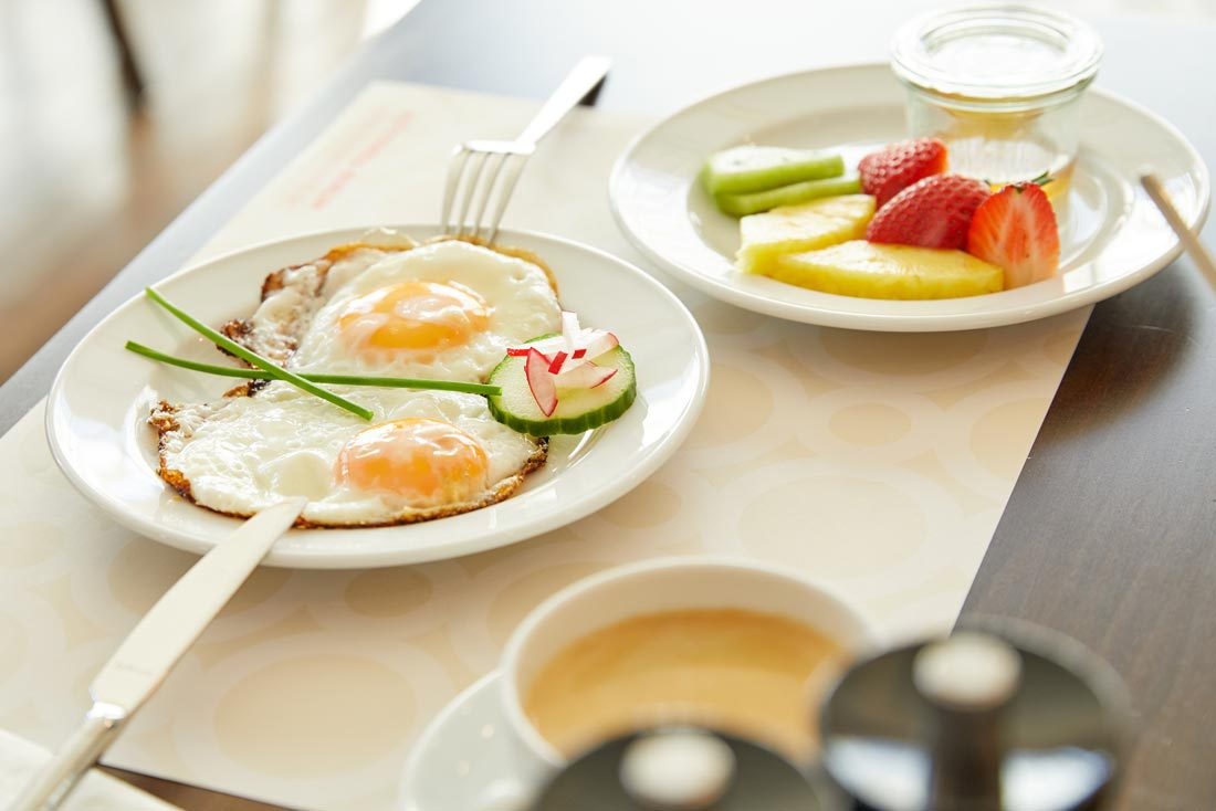 FLOTTWELL BERLIN Hotel - Breakfast