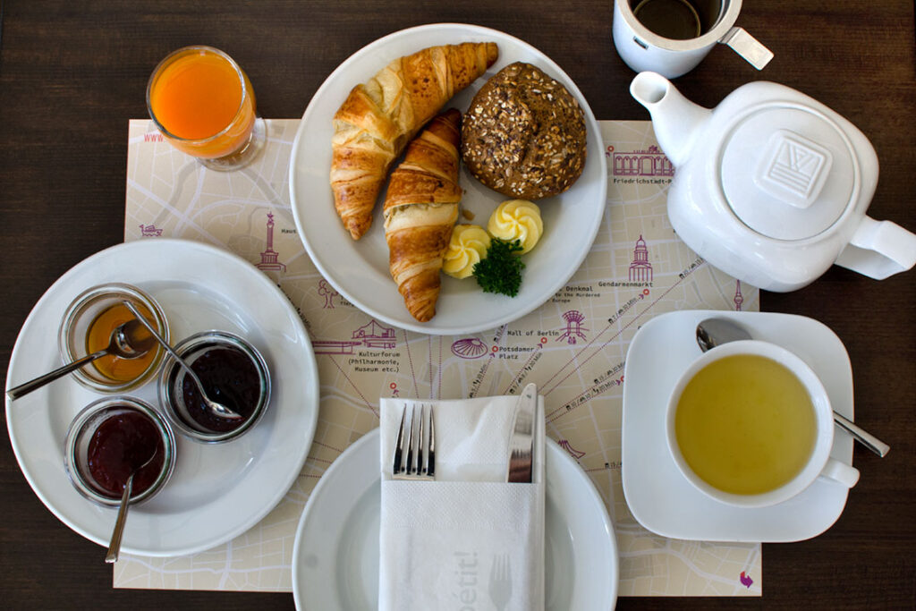 FLOTTWELL BERLIN Hotel - Breakfast