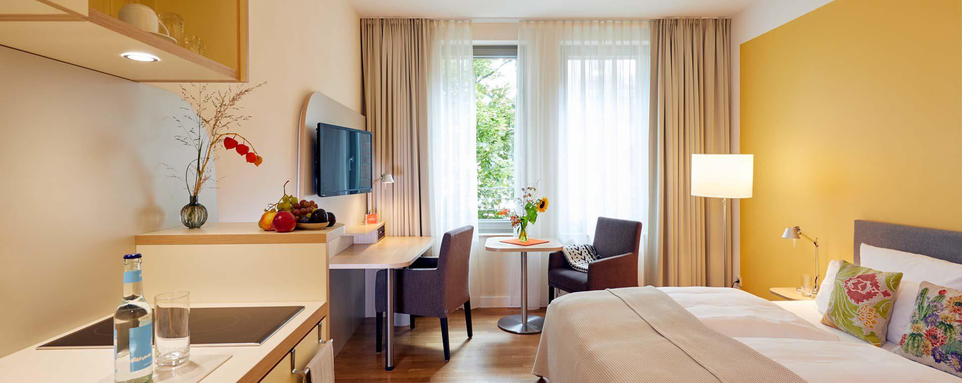 FLOTTWELL BERLIN Hotel - Homepage Rooms