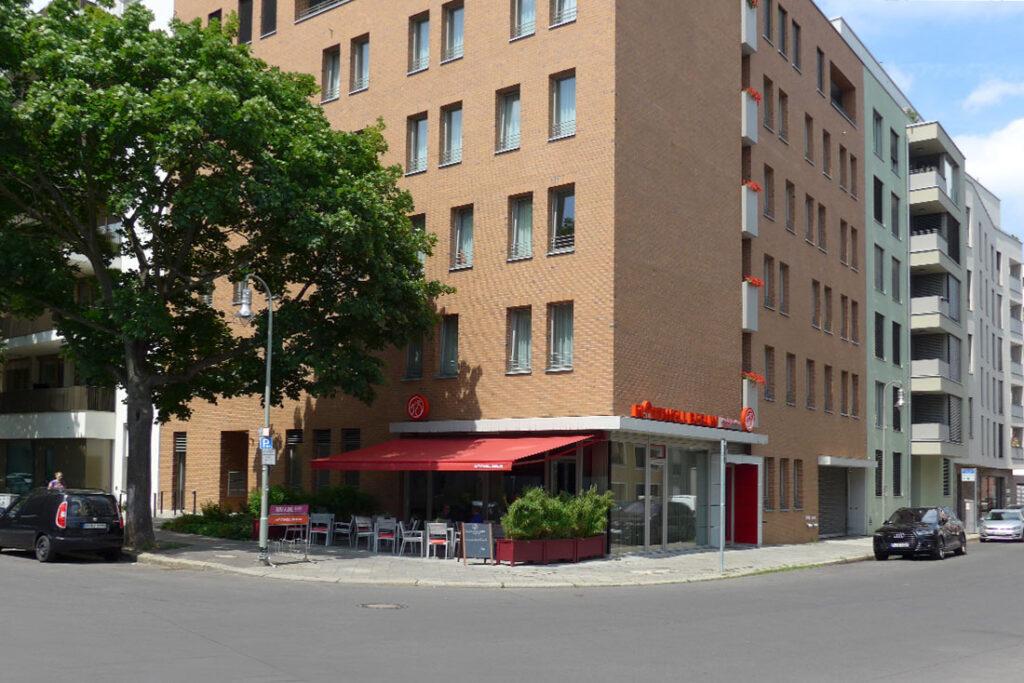 FLOTTWELL BERLIN Hotel - Street view